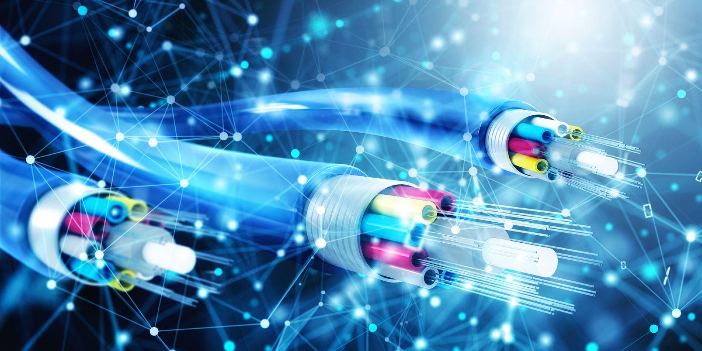Kabler med hurtigt 1000 Mbit internet