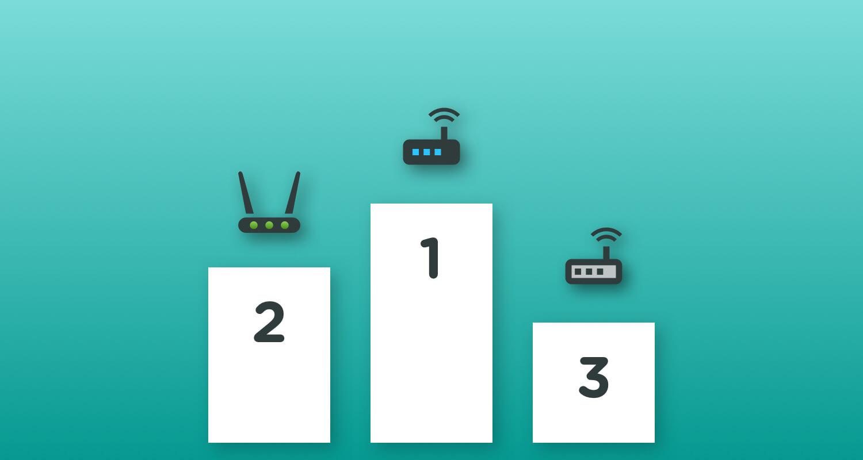 Rangering af de bedste bredbåndsabonnementer