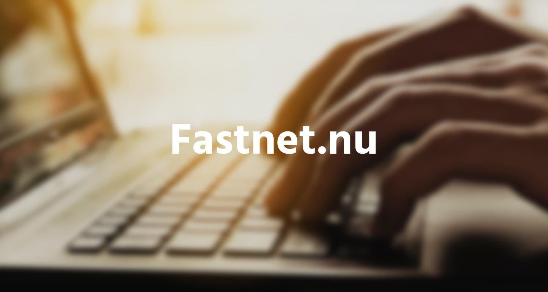 Fastnet.nu telefoni og bredbånd