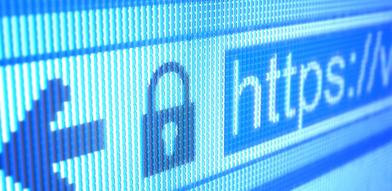 HTTPS adressefelt