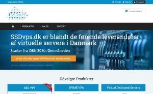 SSDVPS screenshot